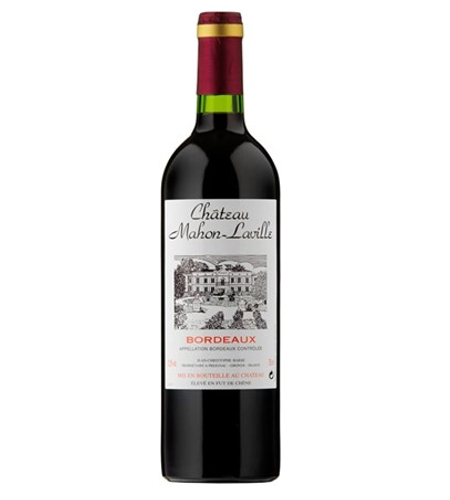 Bordeaux Superieur Chateau Mahon-Laville - Case of 6