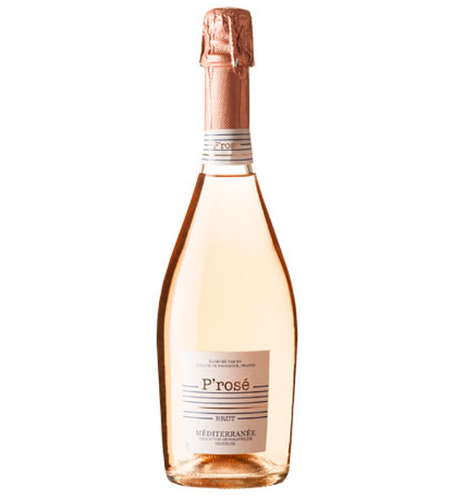 Brut Prestige NV Rivarose - Case of 6