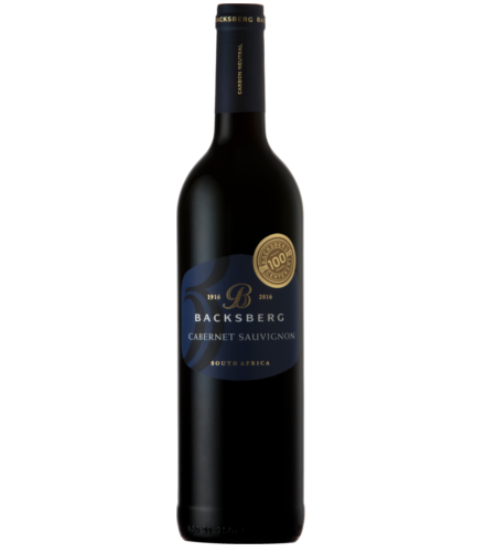 Cabernet Sauvignon Backsberg Estate