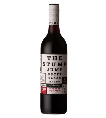 Cabernet Sauvignon The Stump Jump d'Arenberg - Case of 6