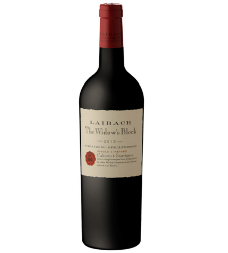Cabernet Sauvignon The Widows Block Laibach