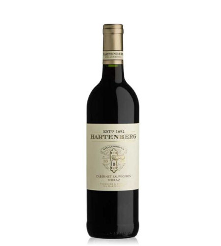 Cabernet Shiraz Hartenberg Wine Estate - Case of 6