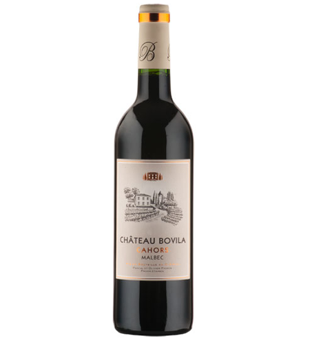 Cahors Malbec Chateau Bovila - Case of 6