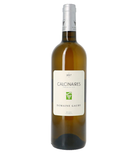 Calcinaires Blanc IGP Cotes Catalanes Domaine Gauby