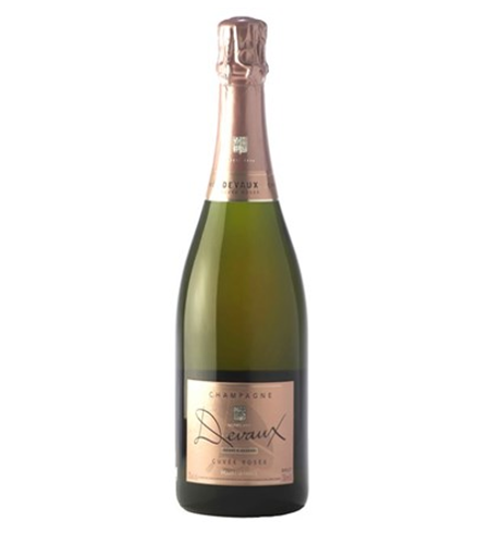 Champagne Cuvee Rose Devaux
