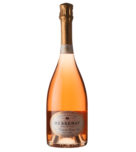 Champagne Cuvee des Moines Rose NV Besserat