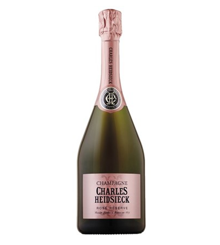 Champagne Rose Reserve Charles Heidsieck