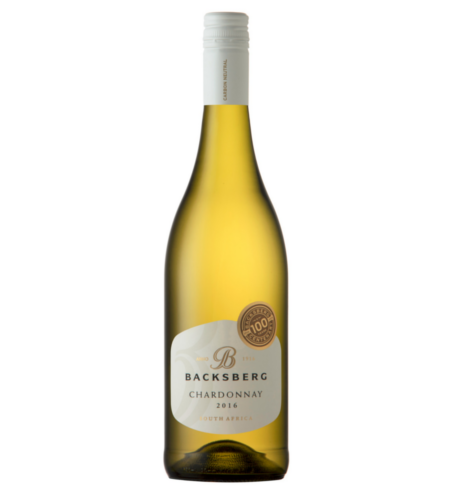 Chardonnay Backsberg Estate - Case of 6