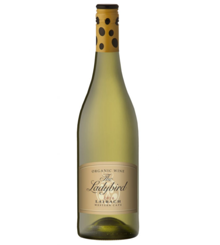 Chardonnay Chenin Blanc Viognier The Ladybird Laibach - Case of 6