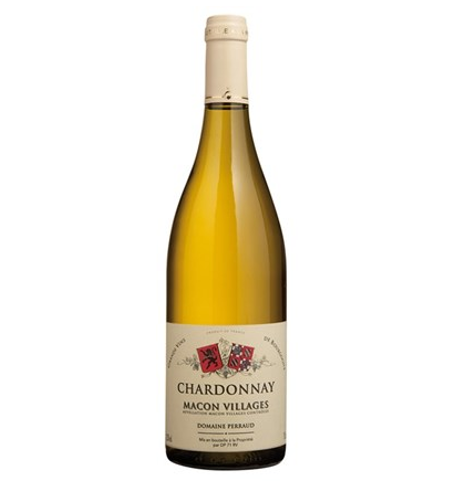 Chardonnay Macon Villages Domaine Perraud