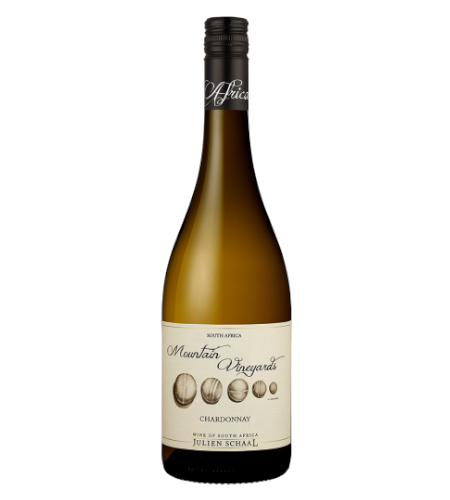Chardonnay Mountain Vineyards Julien Schaal - Case of 6