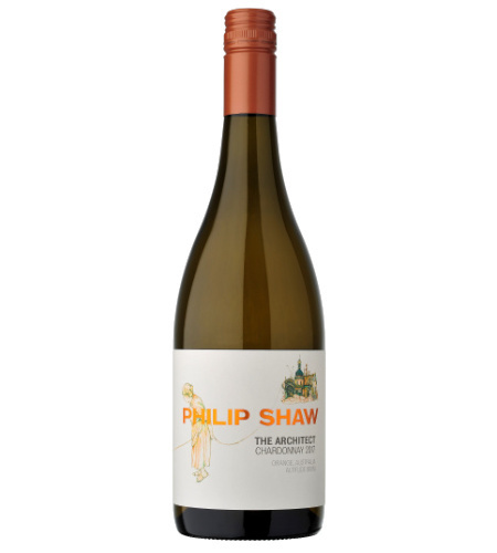 Chardonnay The Architect Philip Shaw - Case of 6