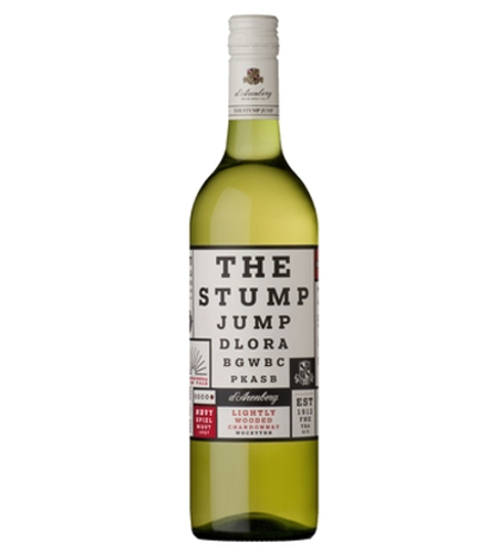 Chardonnay The Stump Jump d'Arenberg - Case of 6