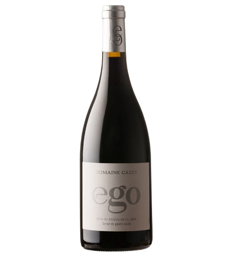 Cotes du Roussillon Villages Red Ego Organic Domaine Cazes