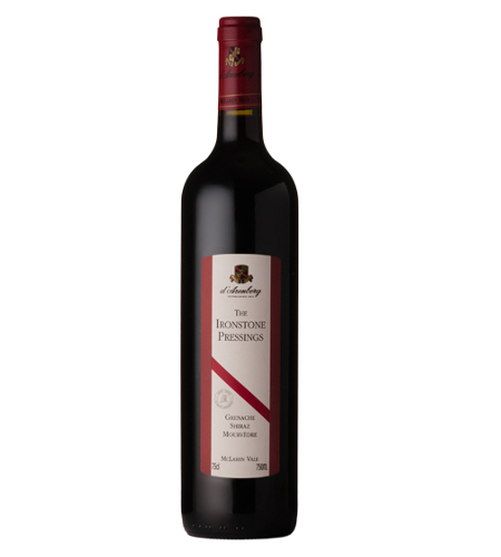 GSM The Ironstone Pressings 2016 d'Arenberg