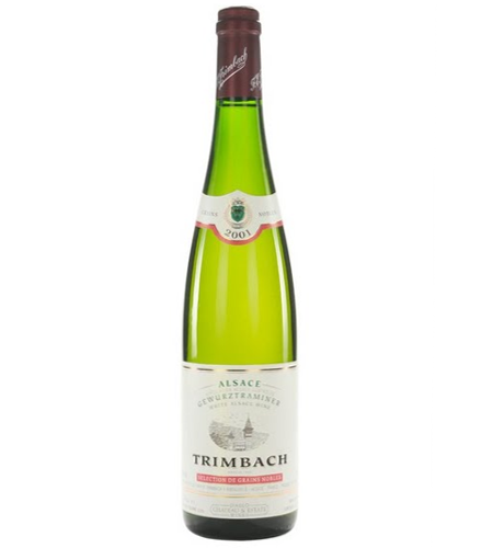 Gewurztraminer Selection Grains Nobles Trimbach