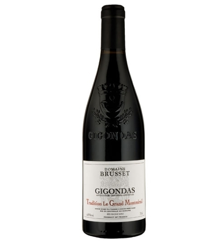 Gigondas Tradition Le Grand Montmirail Domaine Brusset