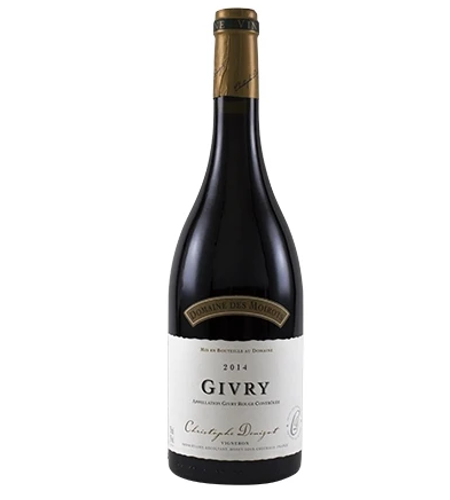 Givry Rouge Domaine des Moirots