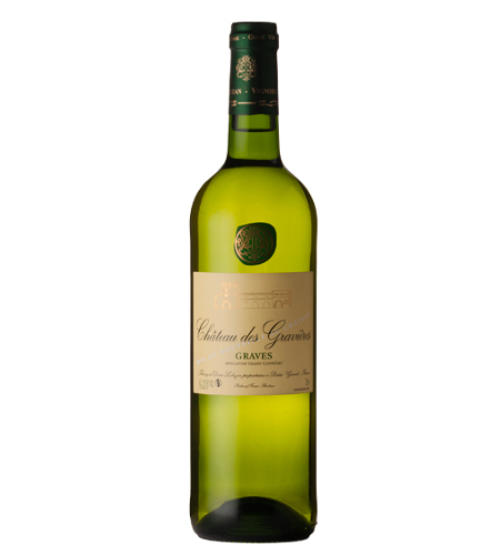 Graves Blanc Chateau des Gravieres - Case of 6