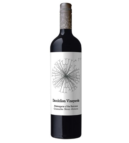 Grenache Shiraz Mataro Menagerie of the Barossa Dandelion Vineyards