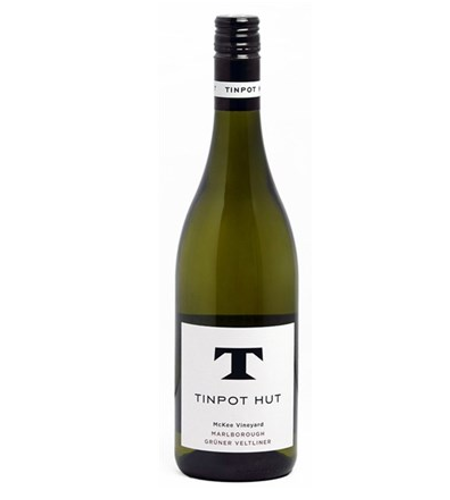Gruner Veltliner McKee Vineyard Marlborough Tinpot Hut