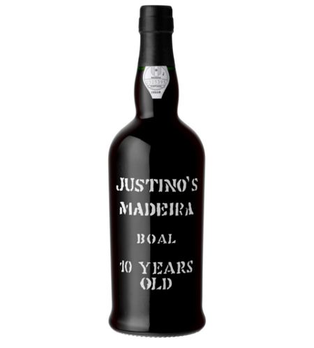 Madeira 10 Year Old Boal Justino's