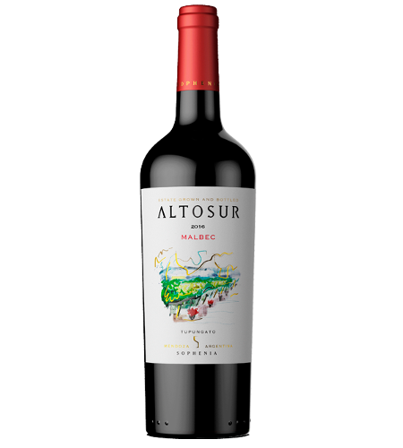 Malbec Altosur Finca Sophenia - Case of 6