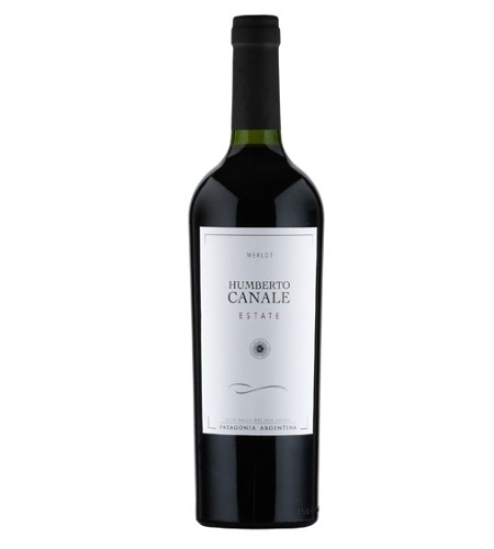Merlot Estate Humberto Canale - Case of 6