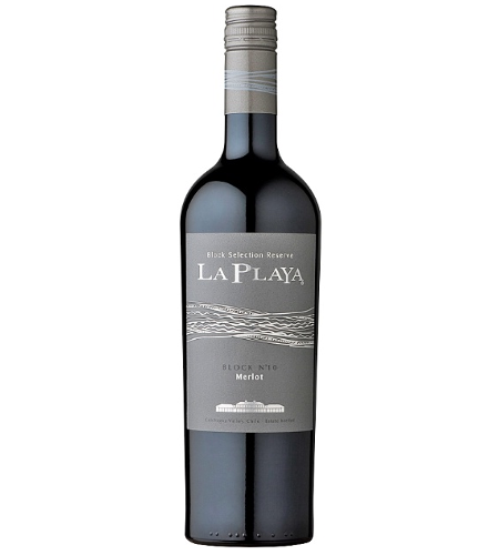 Merlot Reserve Block 10 La Playa - Case of 6