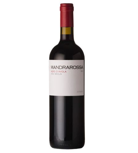 Nero d'Avola Mandrarossa - Case of 6
