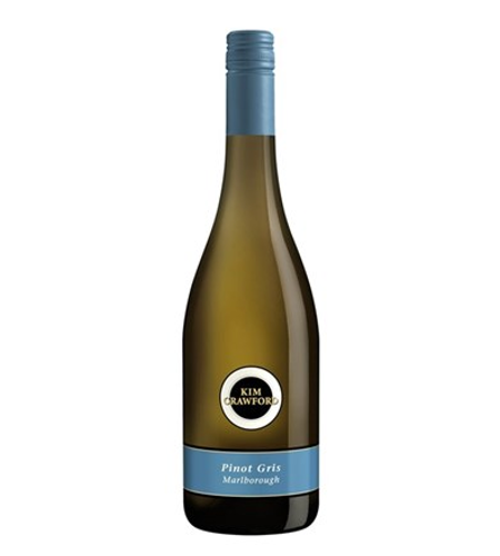 Pinot Gris Marlborough Kim Crawford - Case of 6