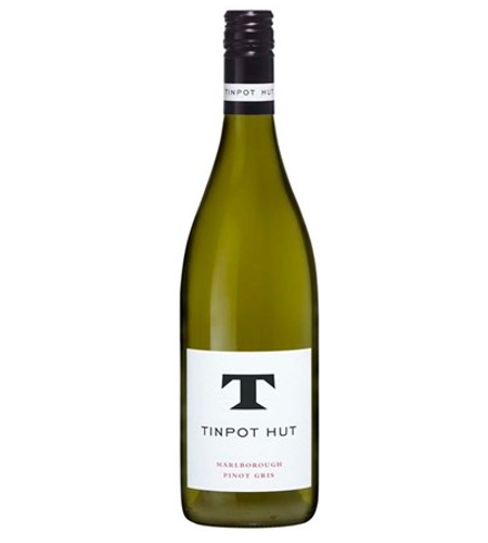 Pinot Gris Marlborough Tinpot Hut - Case of 6