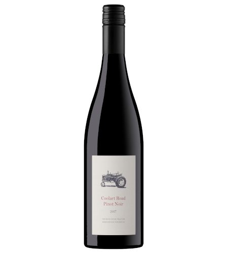 Pinot Noir Coolart Road Ten Minutes by Tractor
