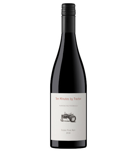 Pinot Noir Estate Ten Minutes by Tractor