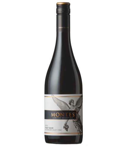Pinot Noir Limited Selection Casablanca Valley Montes - Case of 6