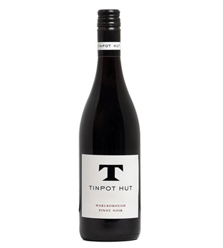 Pinot Noir Marlborough Tinpot Hut