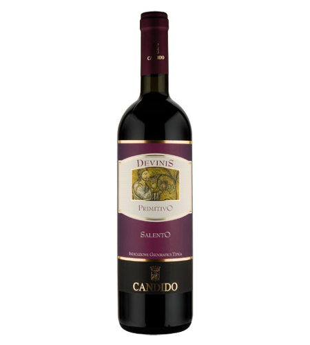 Primitivo del Salento Francesco Candido - Case of 6