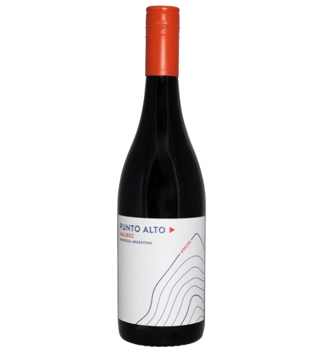 Punto Alto Malbec - Case of 6