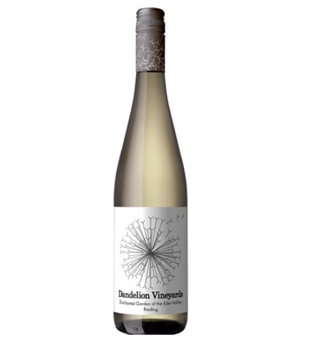 Riesling Enchanted Garden of the Eden Valley Dandelion Vineyards