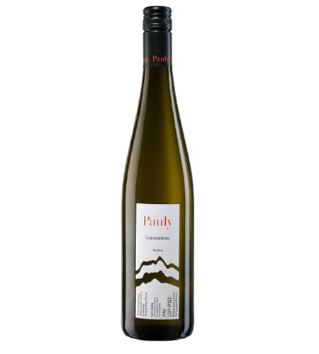 Riesling Feinherb `Generations` Axel Pauly - Case of 6