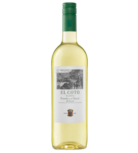 Rioja Blanco El Coto - Case of 6