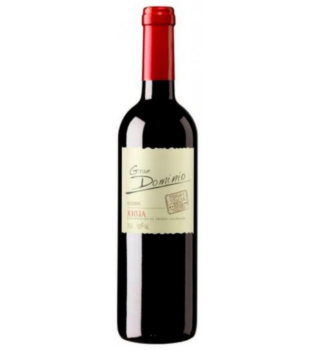 Rioja Reserva Gran Dominio - Case of 6
