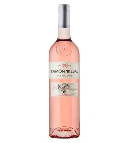 Rioja Rosado Ramon Bilbao - Case of 6