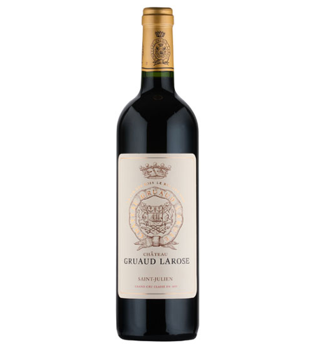 Saint Julien 2nd Grand Cru Classe Chateau Gruaud Larose