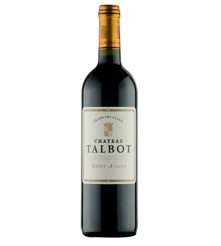 Saint Julien 4th Grand Cru Classe Chateau Talbot