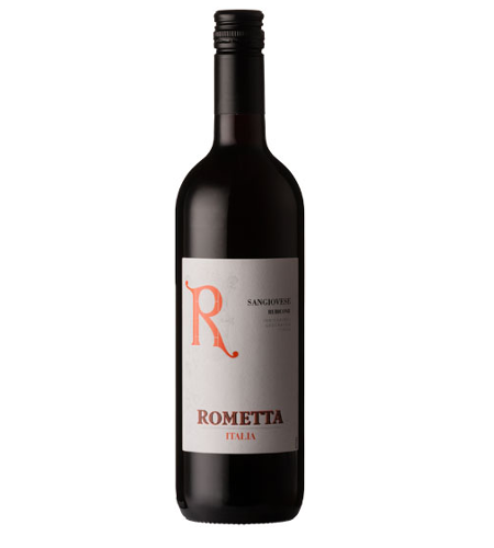 Sangiovese IGT Rubicone Rometta - Case of 6
