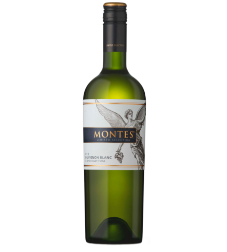 Sauvignon Blanc Limited Selection Leyda Valley Montes - Case of 6