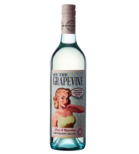 Sauvignon Blanc On The Grapevine McWilliams - Case of 6