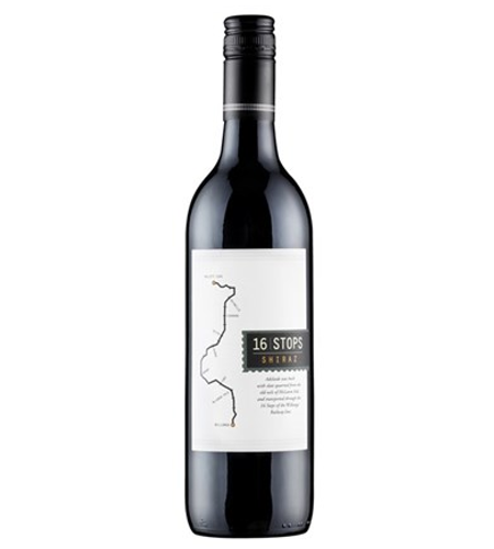 Shiraz 16 Stops - Case of 6