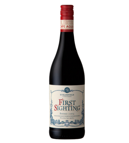 Shiraz First Sighting Strandveld - Case of 6